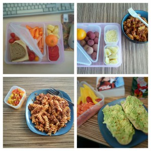 1st week of #lunchbox2015