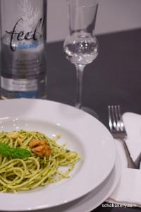Pesto mit Gin | schabakery.com