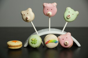 Care Bear Macarons | schabakery.com