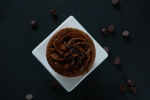 Death by chocolate cupcake | schabakery.com