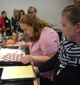Macaron Session Foodblogger Camp Berlin 2015 #fbcb15