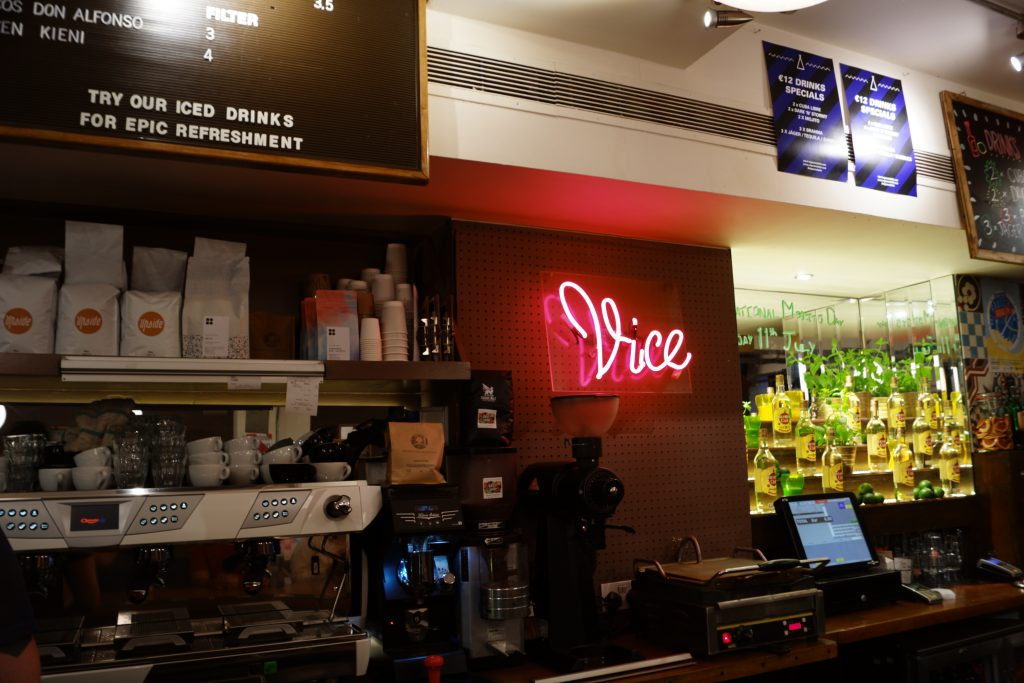 Vice Coffee | schabakery.com