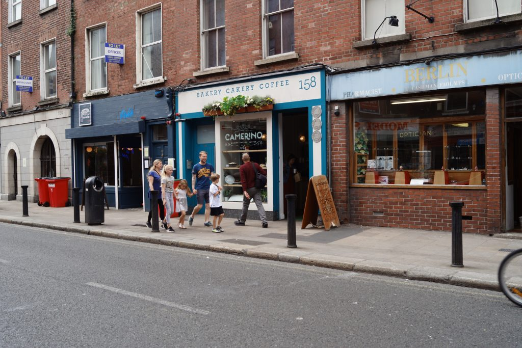 Camerino Bakery on Capel St | schabakery.com