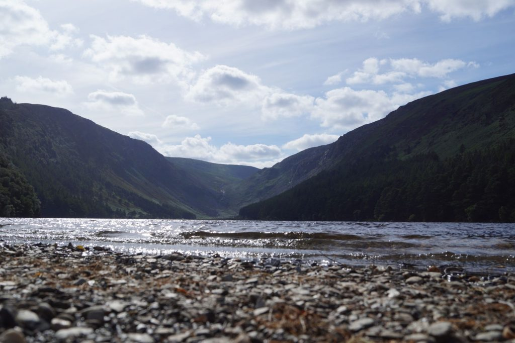 Glendalough - Upper lake | schabakery.com