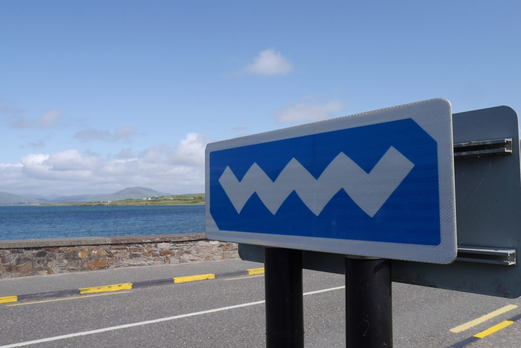 Wild Atlantic Way Cahersiveen | schabakery.com