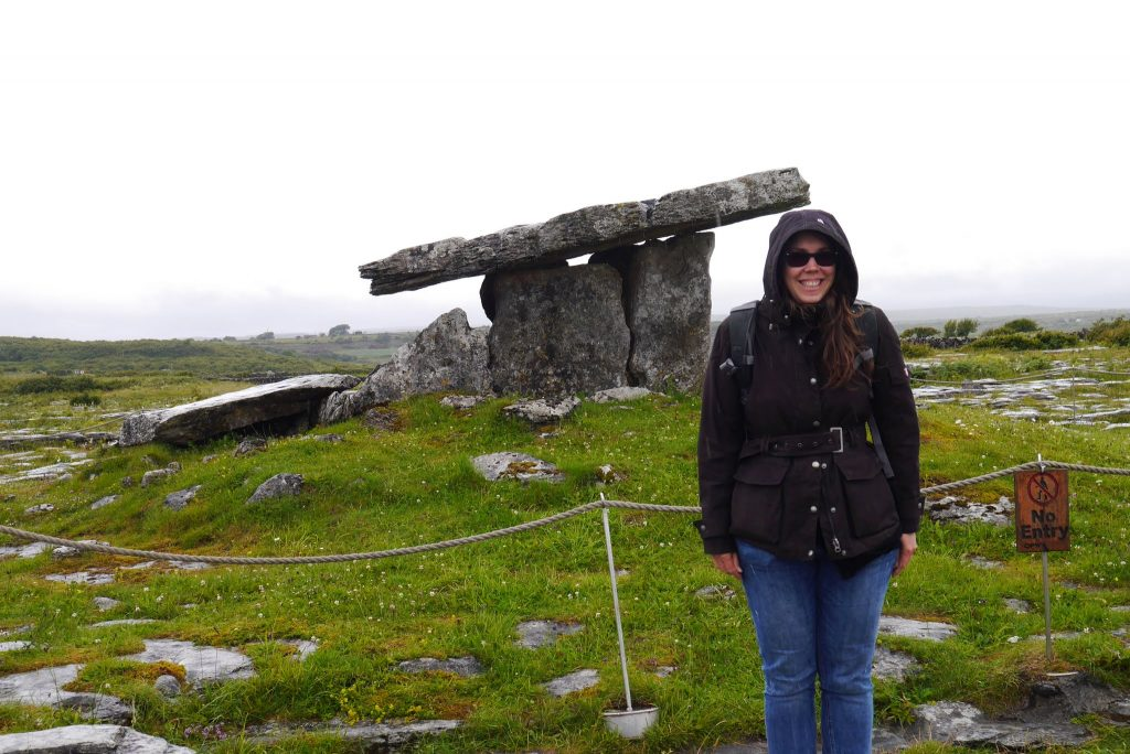 Poulnabrone, The Burren, Roadtrip along the Wild Atlantic Way Ireland | schabakery.com