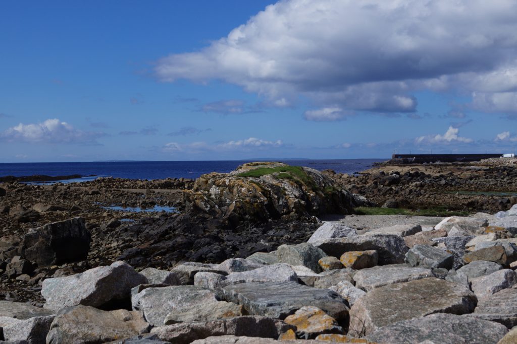 Connemara coastline, Wild Atlantic Way | schabakery.com