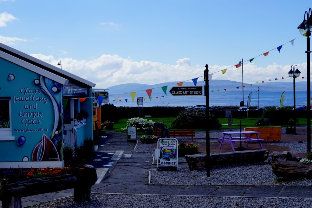 Spiddal Craft Village, Connemara, Wild Atlantic Way | schabakery.com